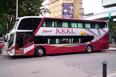 Perkhidmatan bas K.K.K.L yang mengecewakan