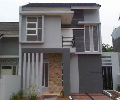 gambar rumah minimalis satu lantai on Rumah Minimalis 2 Lantai