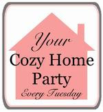 CozyHomePartyTuesdays