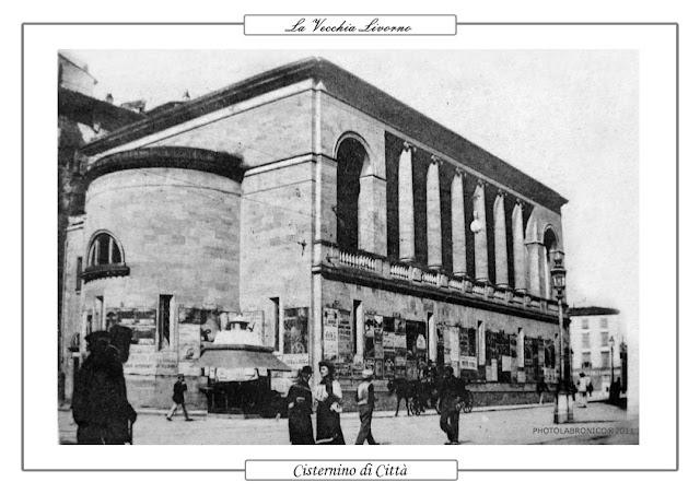 La vecchia livorno immagini d 39 epoca in foto e cartoline for Finestra termale