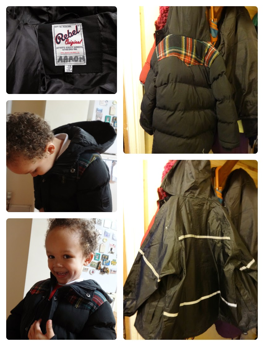 Winter Jackets for Boys