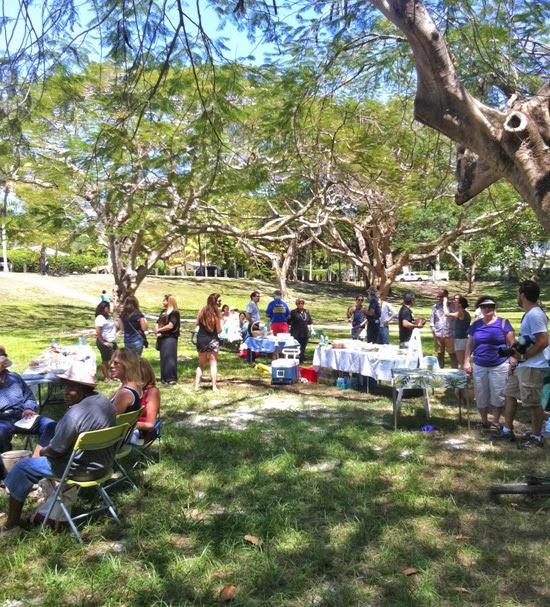 Coconut Grove Grapevine: Celebrating Merrie Christmas Park