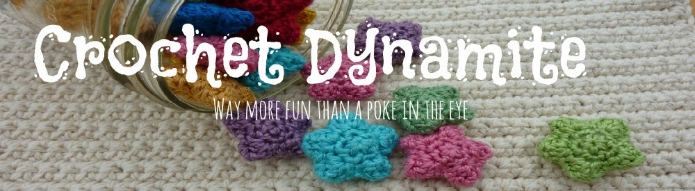 Crochet Dynamite