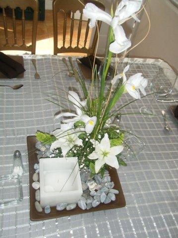 Con decoro centros de mesa - Centros de boda ...