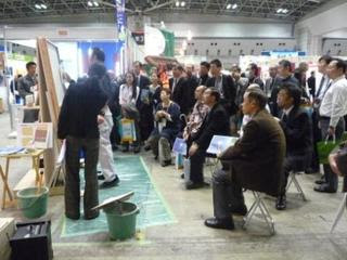 Japan Home Show + Building Show(東京ビッグサイト)