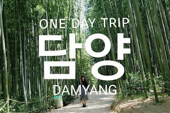 damyang itinerary