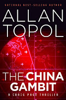 The China Gambit by Allan Topol