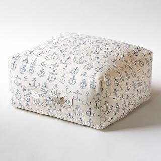 Unison Home pouf
