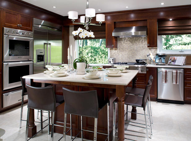 Candice Olson's Inviting Kitchen Design Ideas 2011 | Furniture ...