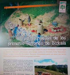 Yacimiento Akalarra (P.N. Urkiola)