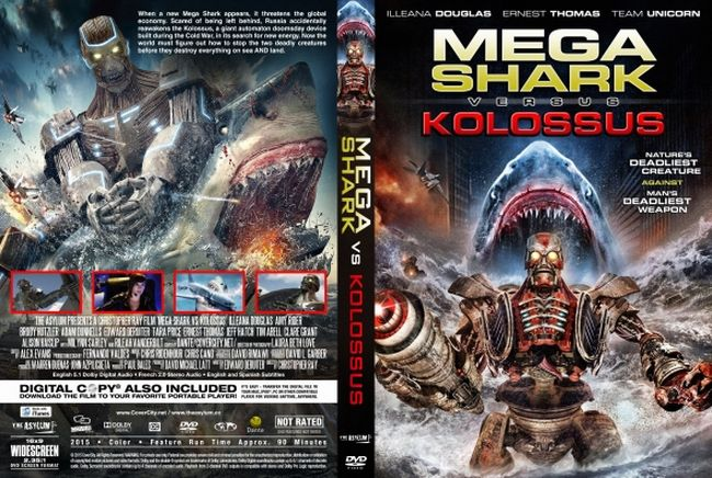 Mega Shark vs. Kolossus – Castellano