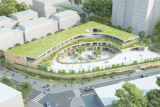 Landscape architecture inspiration mikou design studio for Landscape design studio