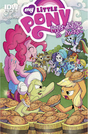 MLP Friendship is Magic #30 Comic
