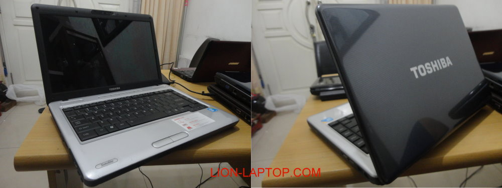 Notebook Toshiba Satellite L510 SILVER GLOSSY Laptop