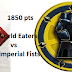 World Eaters vs Imperial Fists -1850pts