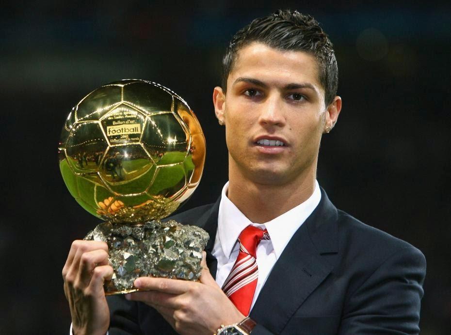 Cristiano Ronaldo Masuk  100 Orang Paling Berpengaruh