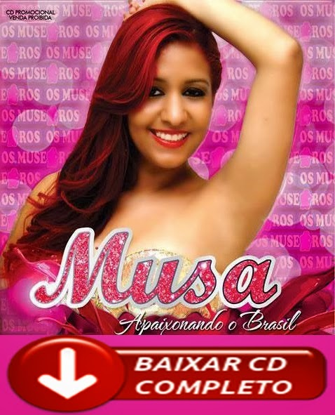 NOVO CD DA MUSA ( OFICIAL 2014).