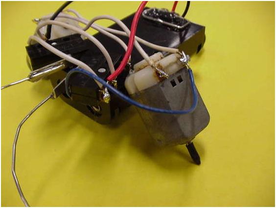 Как сделать робота с мотор в домашних условиях