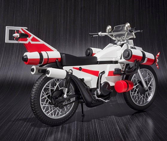 kamen rider x and motorcyle cruiser