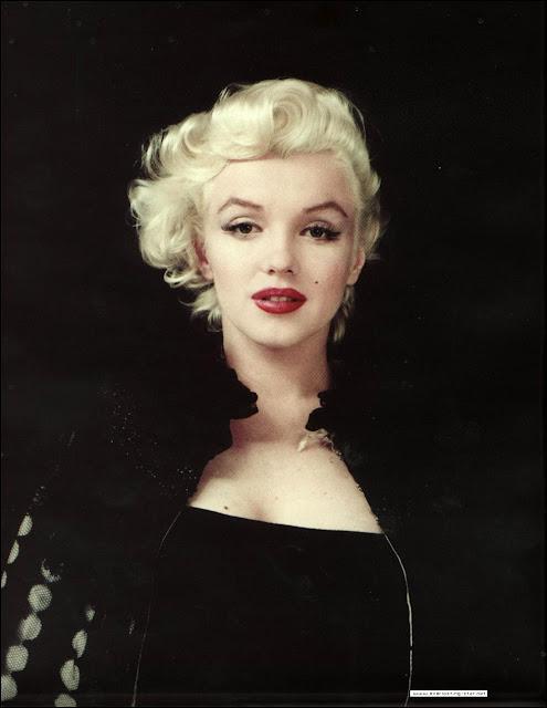 Updo Hairstyles★Marilyn Monroe