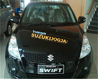 Harga Suzuki new Swift GX Manual dan Automatic