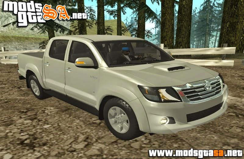 SA - Toyota Hilux 2014