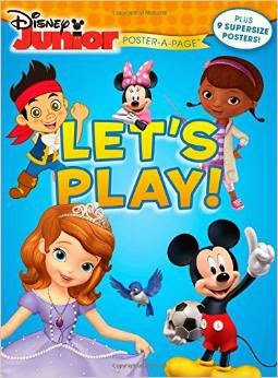 Disney Junior: Let's Play! Poster-A-Page