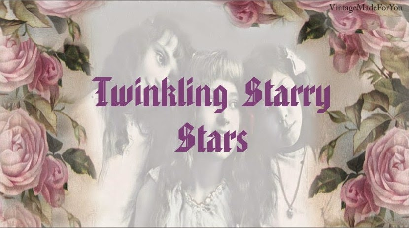 Twinkling Starry Stars