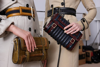 Burberry Fall 2011 Handbags