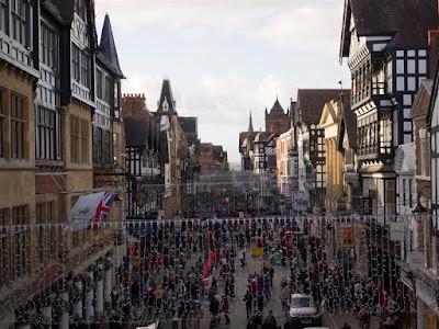 The Rows en Chester
