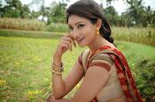 Tanvi vyas Latest Photos in Half Saree-thumbnail-6