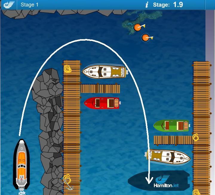 Marinaya gemi yanaştırma oyunu vapur gemi oyunları