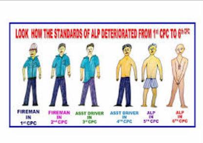 Cartoons of ALP