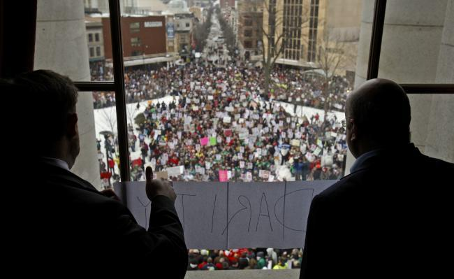 Wisconsin ProtestsWisconsin Protests