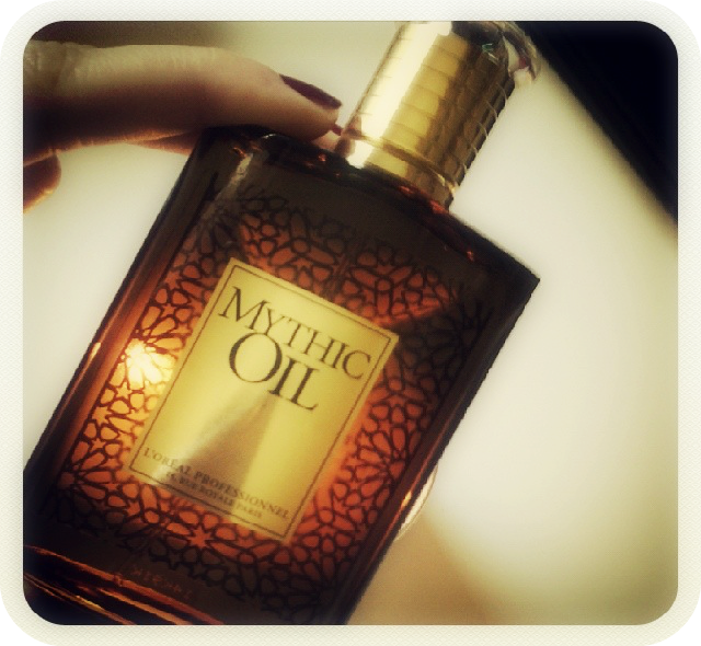 Mythic Oil hair perfume