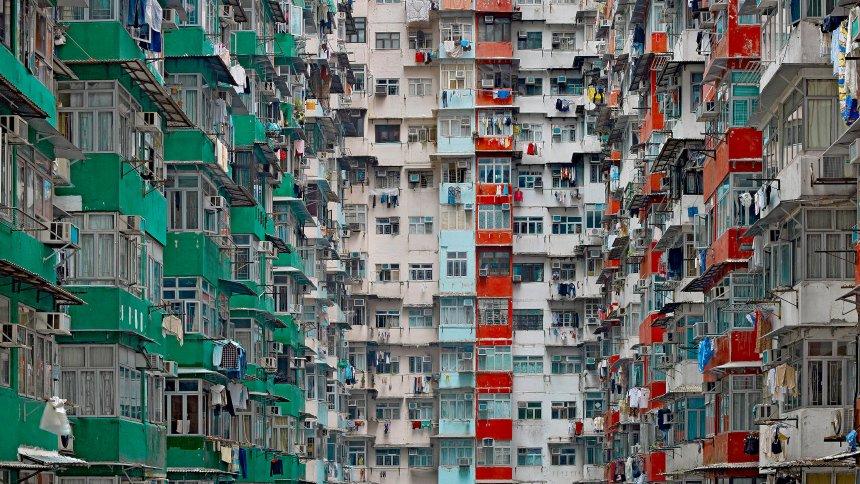 Hongkong war sein Lieblingsort