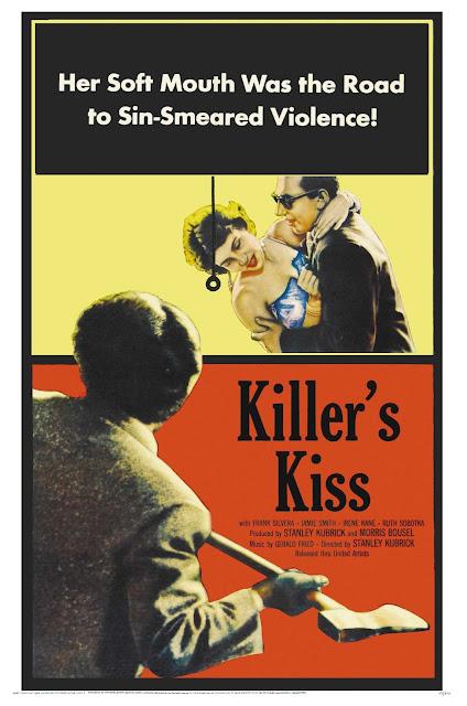 Killer's Kiss poster