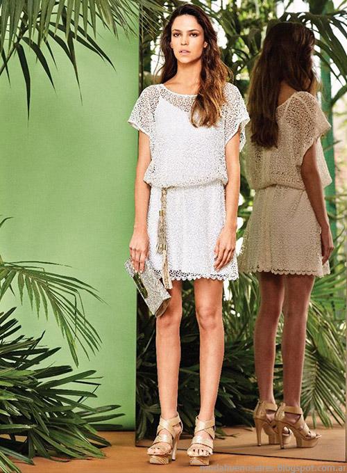 Naima primavera verano 2015 moda mujer.