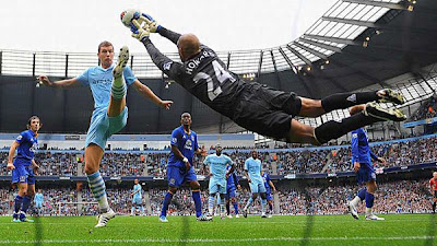 Manchester City 2 - 0 Everton (2)