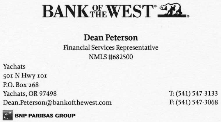 Bank of the West, Dean