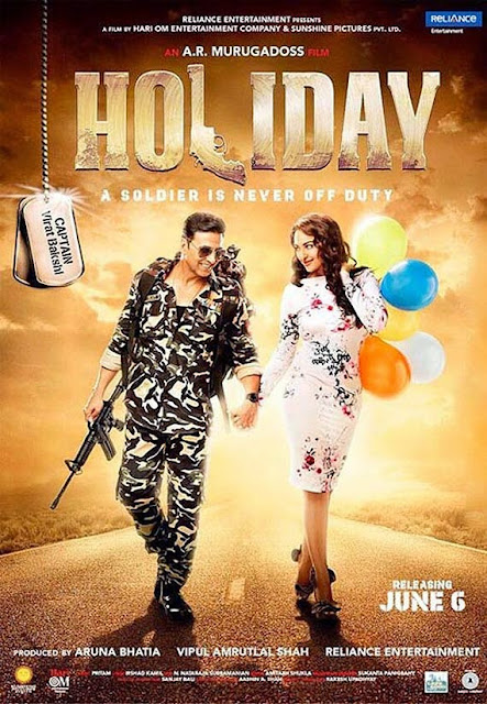 Holiday 2014 DVDRip 480p x264 400mb ESub