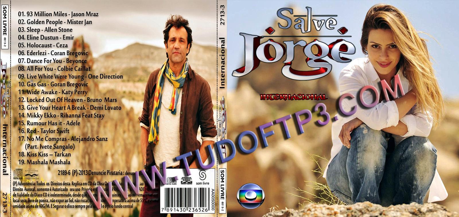 Download trilha sonora novela salve jorge volume 2 nacional.