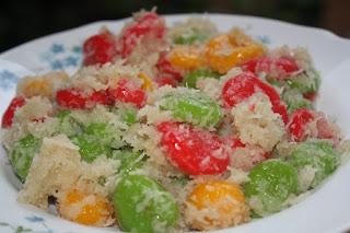 Kue Kikicak Khas Kalimantan Selatan
