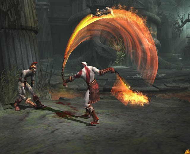 god of War 2 Free For PC
