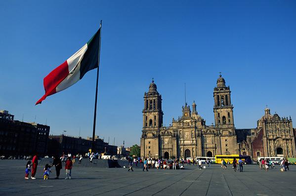 Mexico Tourist Attractions - Mexico