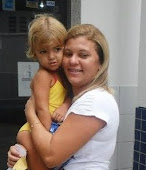 Mamãe Tassiana e Steffanie de Fortaleza.