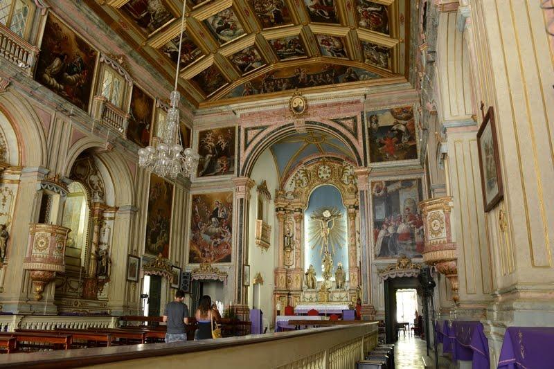 Igreja de Santa Teresa D'Ávila