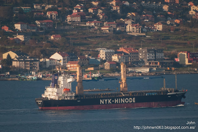 matsushiro, general cargo, carga general, fotos de barcos, vigo
