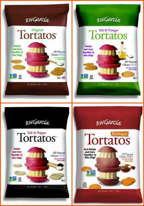tortatos flavors