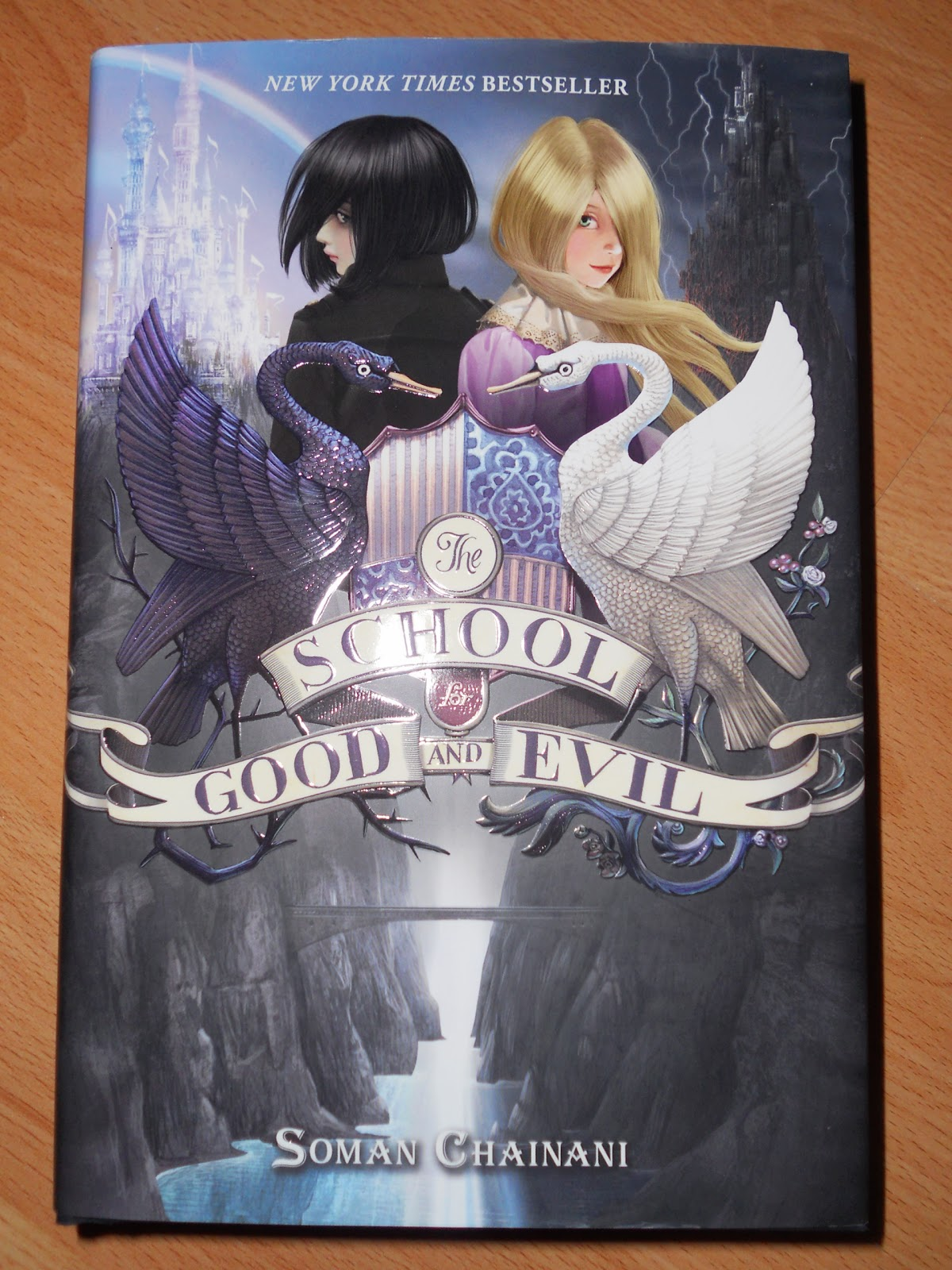 Titel: School For Good And Evil
